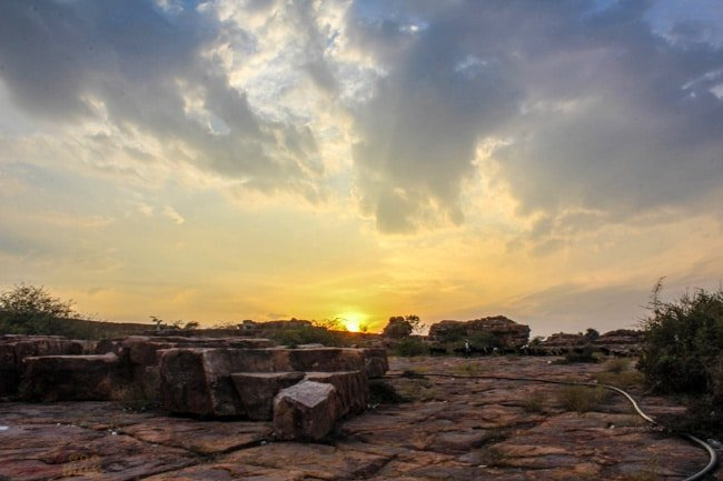 Gandikota Fort ruins
