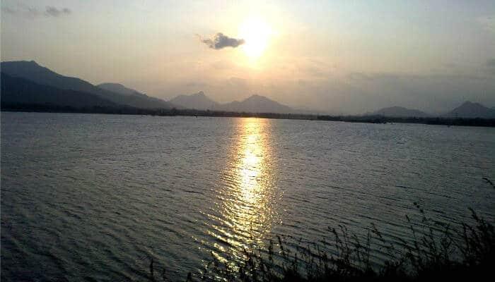 Rayalacheruvu Lake
