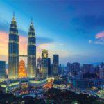 Malaysian skyline