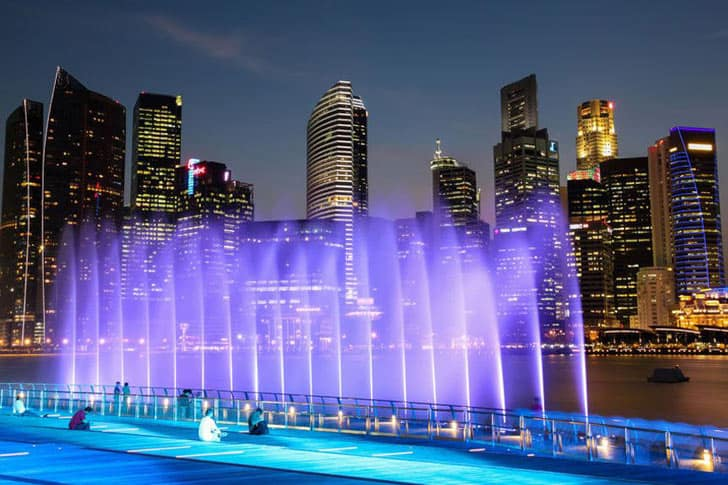 Marina Bay Waterfront