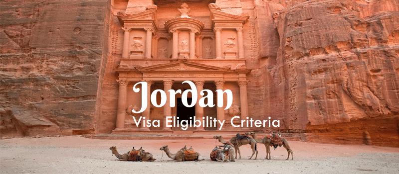 Jordan Visa for Indians