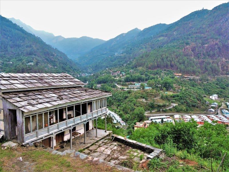 Sainj village