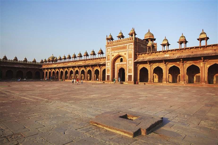 fatehpur sikri architecture