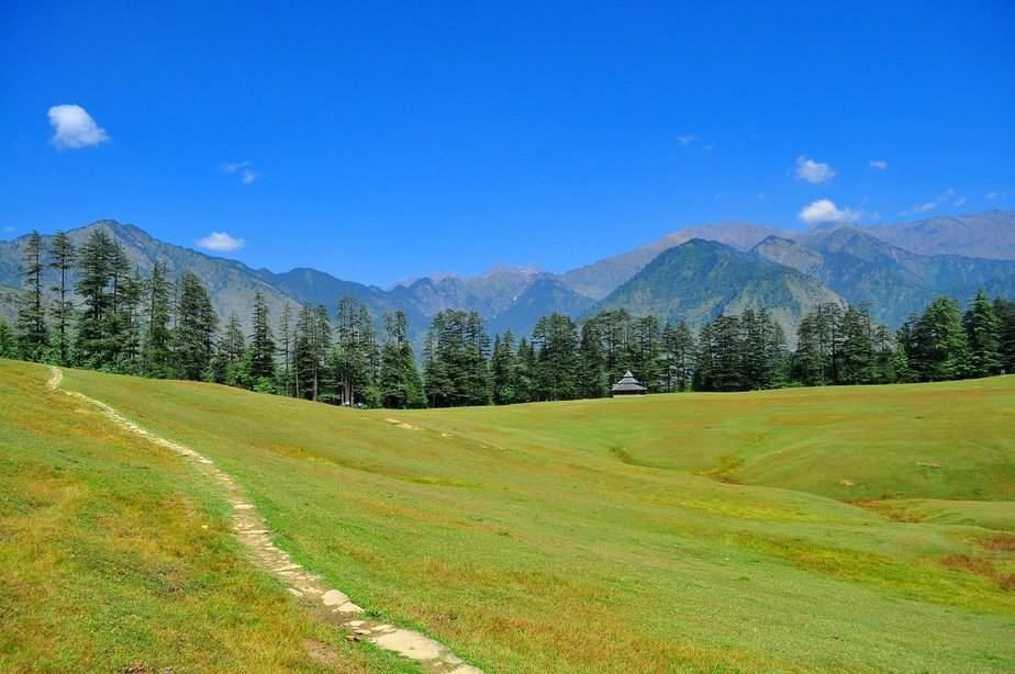 Shangarh meadows