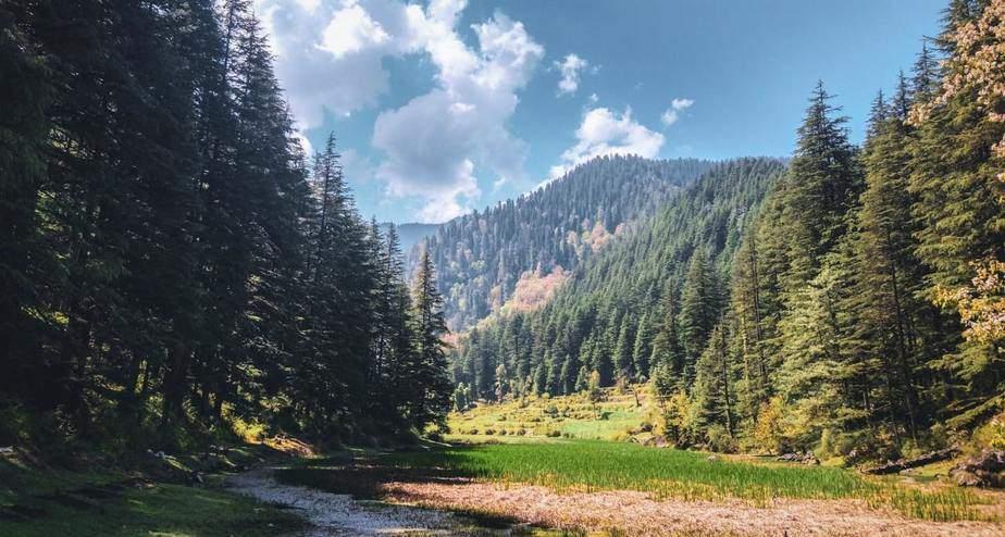 Pudrik Rishi Lake