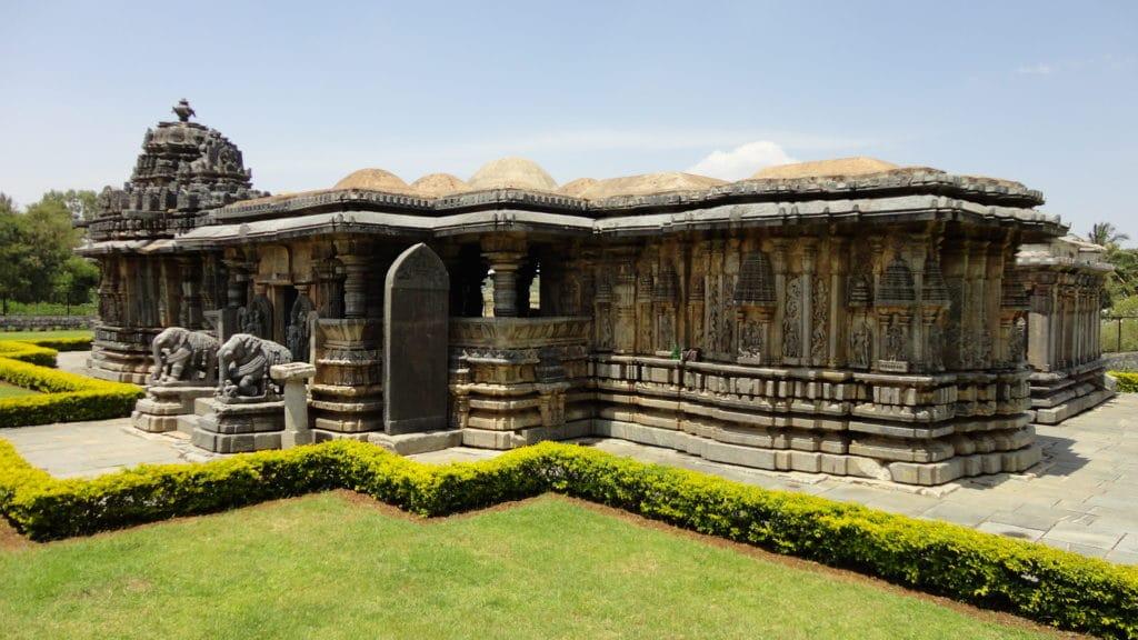 Bucesvara temple at Koravangala