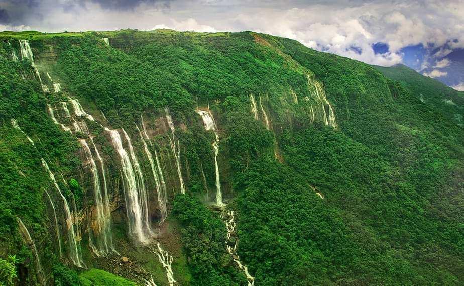 Cherrapunjee Meghalaya