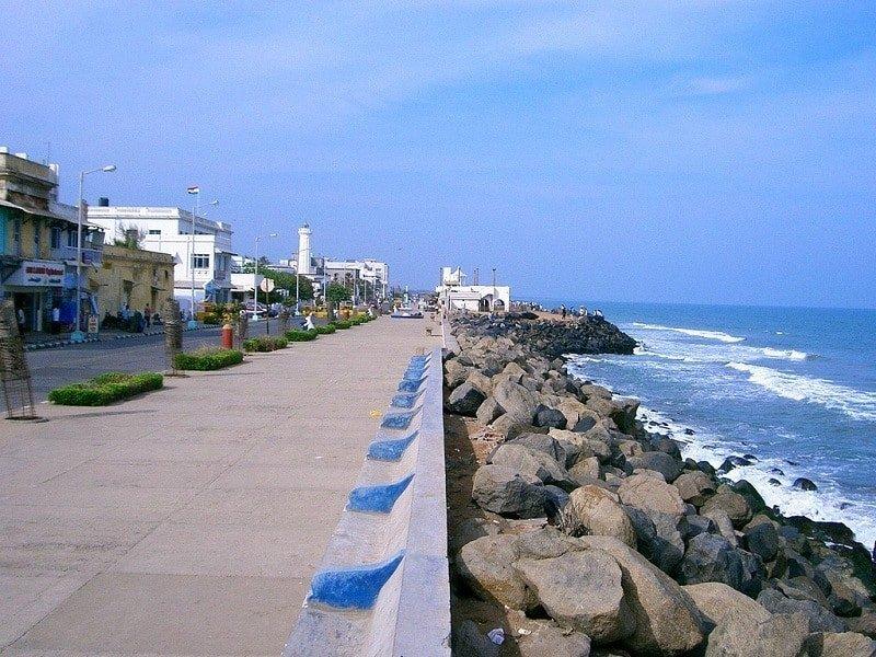 Rock (Promenade) Beach