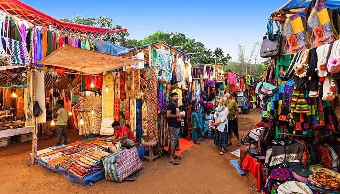 pondicherry street shopping