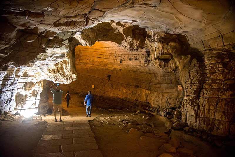 Belum Caves photography