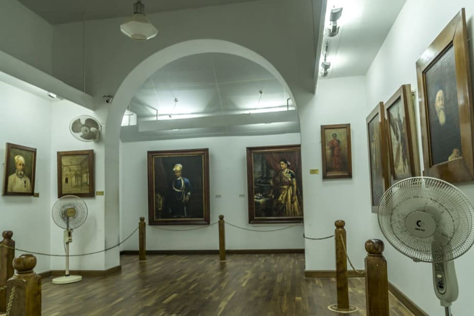 Sri Chitra Art Gallery