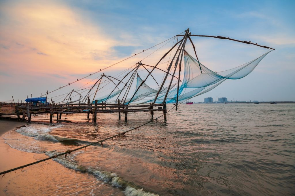 Chinese fishing nets kochi