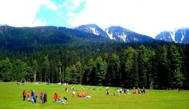 Baisaren hills