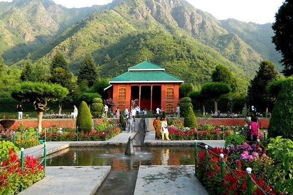 Chashme Shahi Gardens