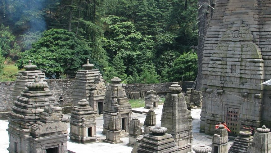 Jageshwar group of temples